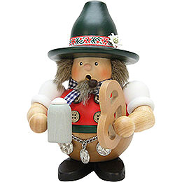 Smoker - Bavarian - 17,5 cm / 6.8 inch