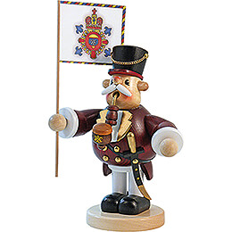 Smoker - Captain - 25 cm / 9.8 inch