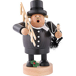 Smoker - Chimney Sweep - 22 cm / 9 inch