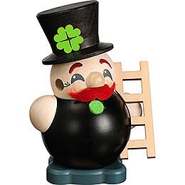Smoker - Chimney Sweep - Ball Figure - 10 cm / 3.9 inch