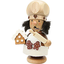 Smoker - Confectioner Natural - 13,5 cm / 5 inch