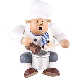 Smoker - Cook/Chef - Shelf Sitter - 17 cm / 7 inch