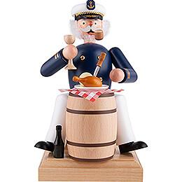 Smoker - Dining Captain - 21 cm / 8.3 inch