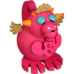 Smoker - Dragon Cindy - Ball Figure - 12 cm / 5 inch