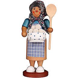 Smoker - Dumpling Woman - 27 cm / 10.6 inch