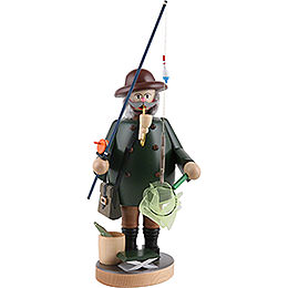 Smoker - Fisherman - 29 cm / 11 inch