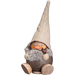 Smoker - Forest Dwarf Stonegray - Ball Figure - 18 cm / 7 inch