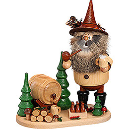Smoker - Forest Gnome on Board Brewmaster - 26 cm / 10.2 inch