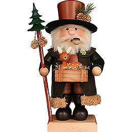 Smoker - Forest Man Natural - 36,5 cm / 14.4 inch
