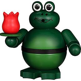 Smoker - Frog - 14 cm / 5.5 inch