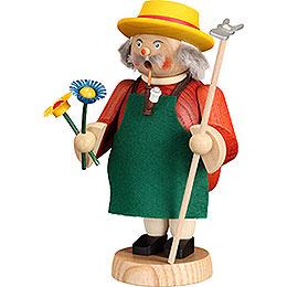 Smoker - Gardener - 18 cm / 7.1 inch