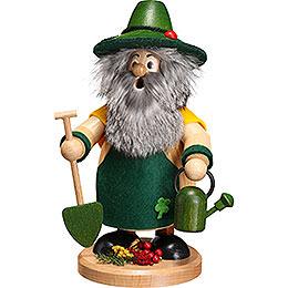 Smoker - Gardener - 22 cm / 9 inch