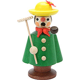 Smoker - Gardener - 9,0 cm / 4 inch