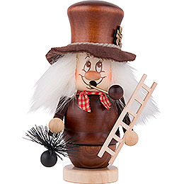 Smoker - Gnome Chimney Sweeper - 15 cm / 6 inch