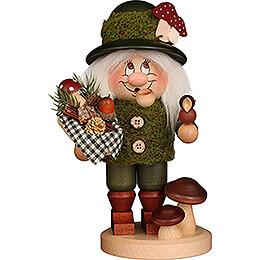 Smoker - Gnome Moss Man - 29 cm / 11.4 inch