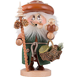 Smoker - Gnome Mushroom Man - 27 cm / 11 inch