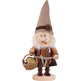 Smoker - Gnome Mushroom Man - 37,0 cm / 15 inch