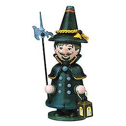 Smoker - Gnome Nightwatchman - 14 cm / 5,5 inch