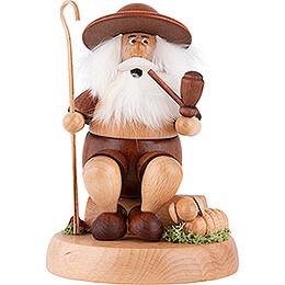 Smoker - Gnome Shepherd - 16 cm / 6.3 inch