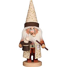 Smoker - Gnome Wizard - 37,5 cm / 14.8 inch