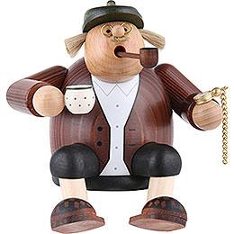 Smoker - Grandfather - Shelf Sitter - 15 cm / 6 inch
