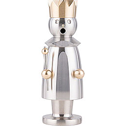 Smoker - King - Stainless Steel - 15 cm / 5.9 inch