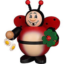Smoker - Ladybug - 15,5 cm / 6.1 inch