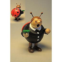 Smoker - Ladybug  - 9 cm / 3.5 inch