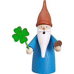 Smoker - Lucky Gnome - 16 cm / 6 inch
