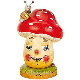 Smoker - Lucky Mushroom - 12 cm / 5 inch