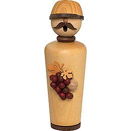 Smoker - Masterpiece - Wine Grower - 17 cm / 6.7 inch
