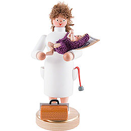 Smoker - Midwife - 22 cm / 8.7 inch