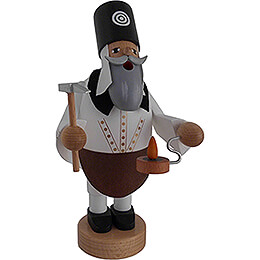 Smoker - Miner Bricklayer - 20 cm / 7.9 inch