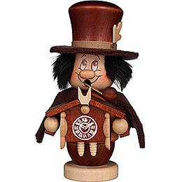 Smoker - Mini Gnome Black Forest Man - 15 cm / 5.9 inch