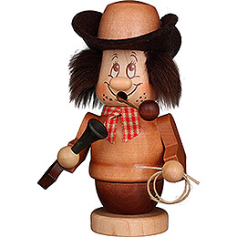 Smoker - Mini Gnome Cowboy - 14 cm / 5.5 inch