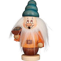 Smoker - Mini Gnome Happy - 15 cm / 5.9 inch