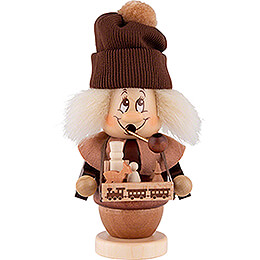 Smoker - Mini Gnome Toy Salesman - 17 cm / 6.7 inch