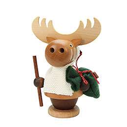 Smoker - Moose - 13,5 cm / 5 inch