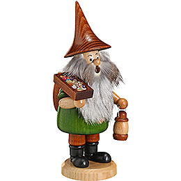 Smoker - Mountain Gnome Ore Carrier - 18 cm / 7 inch