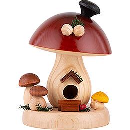 Smoker - Mushroom Hut Bay Bolete - 16 cm / 6.3 inch