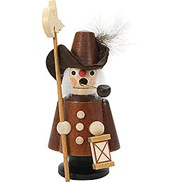 Smoker - Nightwatchman Natural Colors - 10,5 cm / 4 inch
