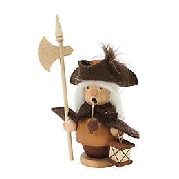 Smoker - Nightwatchman Natural Colors - 13,0 cm / 5 inch