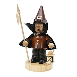 Smoker - Nightwatchman Natural Colors - 23,0 cm / 9 inch
