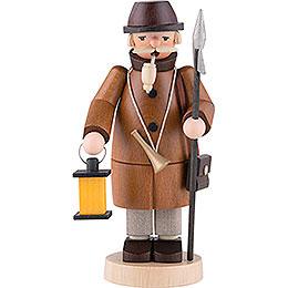 Smoker Nightwatchman brown - 20 cm / 7.9 inch