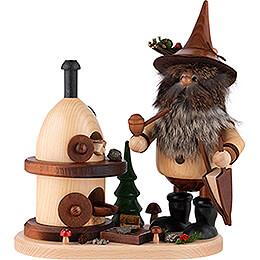 Smoker - Ore Gnome at Ore Furnace - 26 cm / 10.2 inch