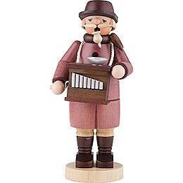 Smoker Organ Grinder - 20 cm / 7.9 inch