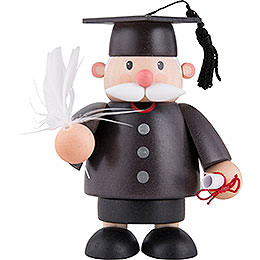 Smoker - Ph.D. Student Mini - 10 cm / 3.9 inch