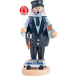 Smoker - Policeman - 23 cm / 9.1 inch