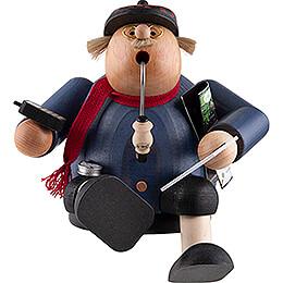 Smoker - Robust Pensioner - 15 cm / 5.9 inch
