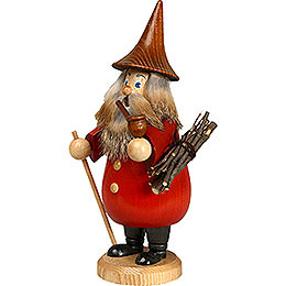 Smoker - Rooty-Dwarf Red - 19 cm / 7 inch